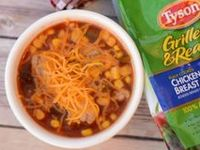 Easy chili and soup recipes.