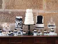 This board holds gorgeous dessert displays and the most creative interactive food stations.