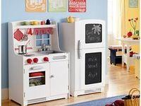 Emily's Play Kitchen