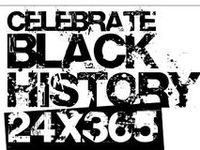 Daily birthdates and events in black history. The ones tagged #TodayInBlackHistory link to original sources with more information. After a couple of months these get moved to the by-the-month boards.