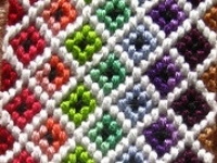 Crafts: Friendship Bracelets/Embroidery Projects