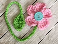 Crochet Lessons, Patterns, etc. on Pinterest Crochet Flowers, Croch ...