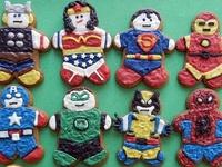 Parties {Super Heroes}