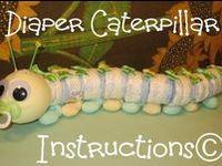 Diaper Cakes ETC....