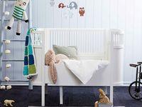 Nursery inspiration for girl and boy babies.