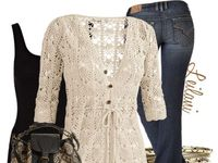 Women's outfits. Everything you ever wanted in your closet