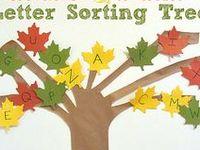Fall Preschool Ideas