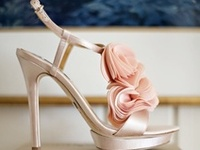 Amazing shoes that will finish off your beautiful bridal look.