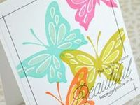 There are so many awesome projects from Nichole Heady and the design team at Papertrey Ink, it warrants its own board.