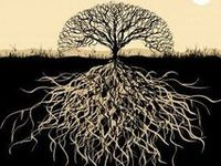 My mother's urn had the tree of life on it, thus this image holds very special meaning for me