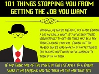 007 The Path to Career Bliss / Career-related infographics