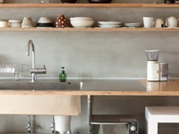 Inspiration for the kitchen, collected by Stylingsinja