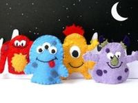 the place for a diy inspiration to create a happy little monster for what ever reason you may need!