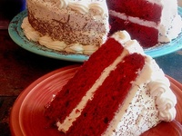 Red velvet in all it's delicious forms.....