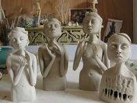dolls & figurative sculpture