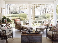 Porches and outside