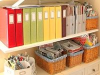 Home organization and clutter-busting tips, tricks, tools, and inspiration.
