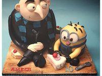 Cakes --  Minions