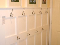 Wainscoting and More