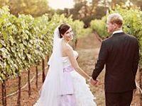 Vineyard / Winery Wedding Ideas