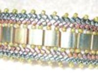 projects that use super duo and tila beads
