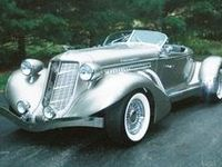 Classic cars of the 1930s (mostly)