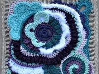 Crochet - Squares/Patterns