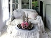 beautiful interiors a little softer and more rustic, shabby, tattered and loved