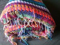 Chrochet / Knitting blanket
