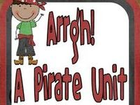 Learning fun with a pirate theme