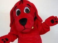 Curious George Meets Clifford The Big Red Dog