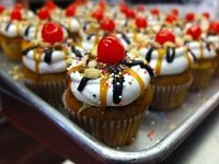 Goodie Girls Cupcakes on Pinterest | Star Cupcakes, Cupcake and ...