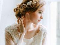 Hair Accessories, Veils & Crowns  Board