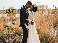 All the love in the world for these stylish just-married couples! Brides & Grooms  Board