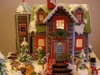 gingerbread houses etc etc