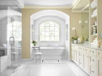 Contemporary, Transitional, Traditional Bath & Home Spa Designs