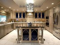 Contemporary, Transitional & Traditional Kitchen Designs