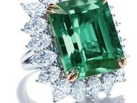 Jewels of great beauty