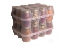 """Many foolishly & arrogantly believe that they will be able to """"live off the land"""" if a SHTF scenario strikes... but they will quickly find out that this is MUCH more difficult than it sounds. May be worth your while to consider a food storage strategy."""
