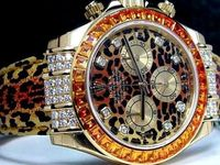 Luxury Watches From The World's Top Brands