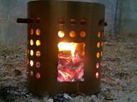 DIY Camping Stoves