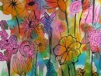 flowers crafts