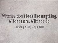 *{self}* my inner witch )O(