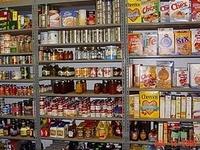 *{prepping}* food storage/supply