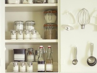 Ideas for Kitchen and Pantry Organization to help with my OCD