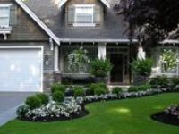 A home - Curb appeal
