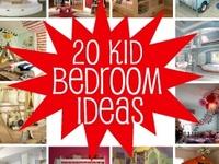 KIDS: BEDROOM / PLAYROOM