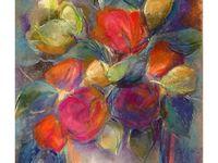 Pastel Painting - Fine Art