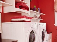 Laundry-Inside or On The Line!