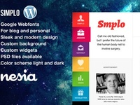 Wordpress Templates / A few Wordpress templates I considered using for my website and some others I think are worth pinning.